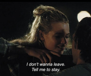 girl, movie, and quote image