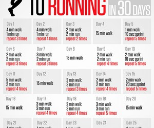 exercise, fitness, and 30 minutes image