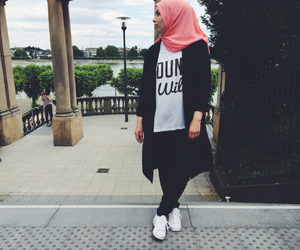 adidas, peace, and style image