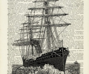 book and ship image