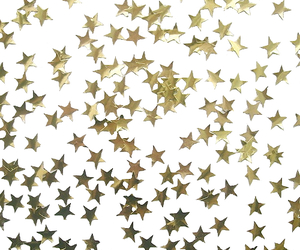 stars, gold, and wallpaper image