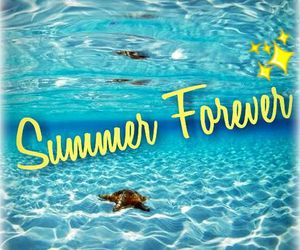 sumr4evr and summer forever image