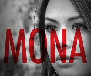 pll, pretty little liars, and mona image