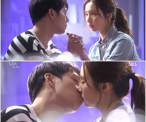 kdrama, the girl who sees smell, and sensory couple image
