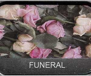 funeral and flowers image