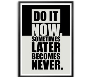 inspirational, motivation, and posters image