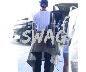 rapper, bts, and swag image