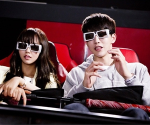 who are you, 남주혁, and kim so hyun image