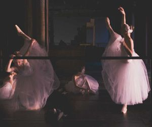ballet, dance, and fashion image