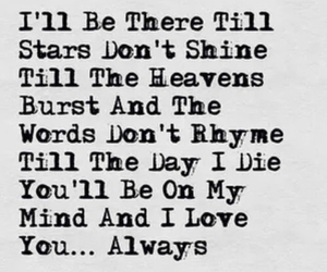 always, bon jovi, and song image