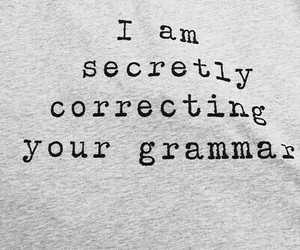 grammar and funny image