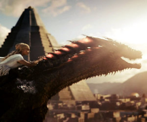dragons, game of thrones, and season 5 image