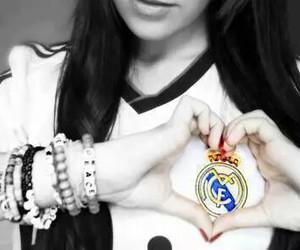 madridista, real madrid love, and madridista girl image
