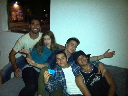 d and teen wolf image