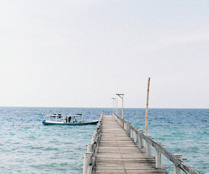 ocean, sea, and aesthetic image