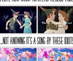 all time low, somewhere in neverland, and wendy image