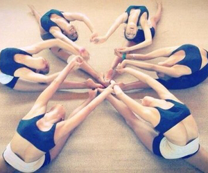 ballet, cheer, and dancer image