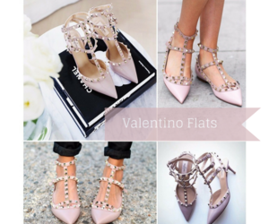 fashion, shoe, and Valentino image