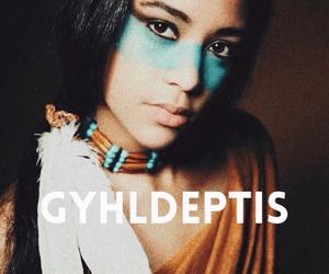 mythology and native american image