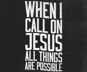 jesus and possible image