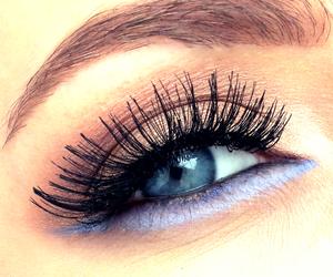 blue, eyes, and girly image