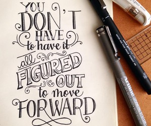 calligraphy, wise words, and quotes image