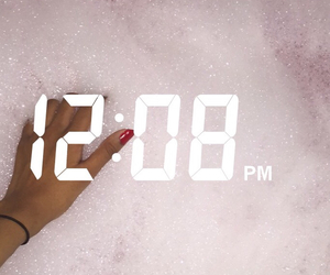 bath, bubbles, and hand image