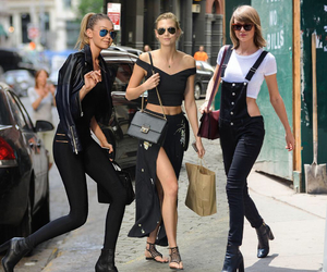 fashion, friendship, and goals image