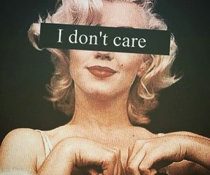 care, fashion, and dont image