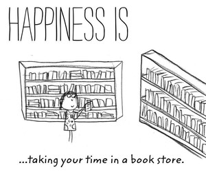 books happiness reading image