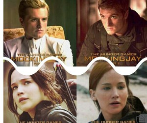 movie, the hunger games, and mockingjay image