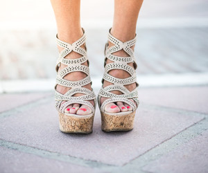shoes, heels, and summer image