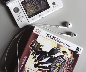 nintendo, pokemon, and videogames image