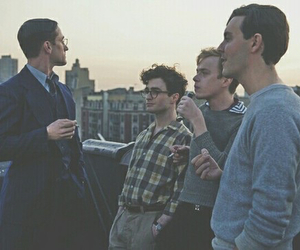 daniel radcliffe, movie, and kill your darlings image
