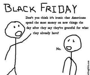 black friday lol image
