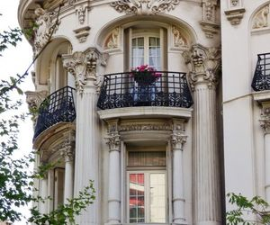 house, architecture, and paris image