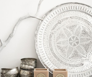 amazing, decor, and silver image