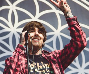 bring me the horizon, bands, and bmth image