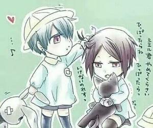 anime, black butler, and kawaii image