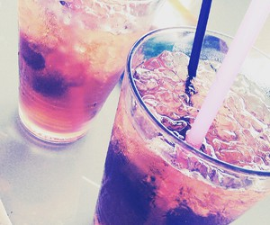 delicious, icetea, and awesome pic image