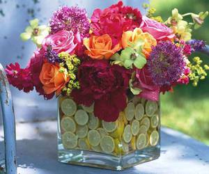 arrangements, beautiful, and floral image