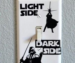 dark side, funny, and light side image