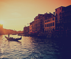 holiday and venice image