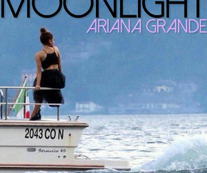 album, excited, and moonlight image