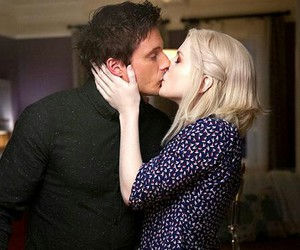 izombie, liv moore, and lowell tracey image