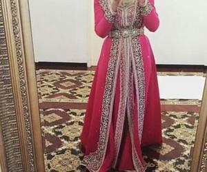 dress, moroccan, and muslim image