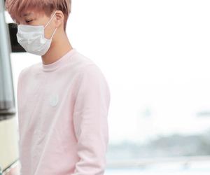 kai, exo, and pink image