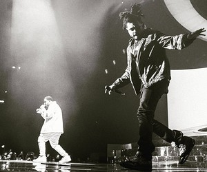 Drake and the weeknd image