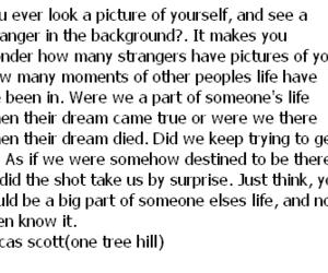 lucas and one tree hill image
