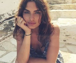 beach, beauty, and alyssa miller image